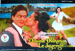 The Dilwale Dulhania Le Jayenge Hindi Dubbed Free Download