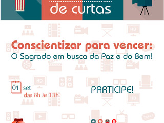 01 DE SETEMBRO - FESTIVAL DE CURTAS