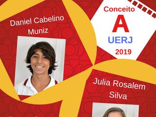 UERJ 2019/2020 - CONCEITO A