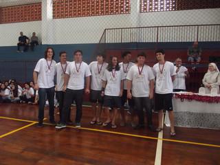 Entrega das Medalhas XVII JIEF Cabo Frio