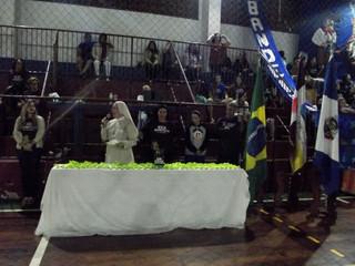 Entrega das medalhas XXIII Olimpíadas