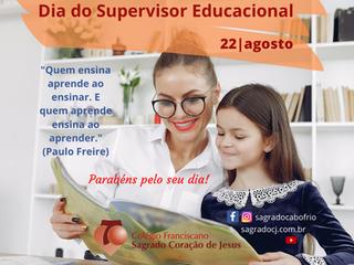 DIA DO SUPERVISOR EDUCACIONAL