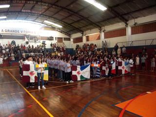 Abertura do XVII JIEF Cabo Frio 2017
