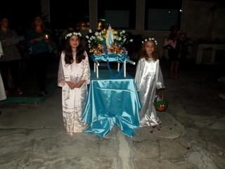 """Coroação de Maria """"Nossa Senhora"""""""