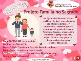 Projeto Família no Sagrado