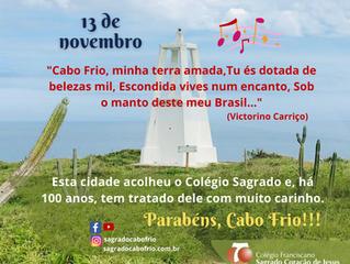 ANIVERSÁRIO DE CABO FRIO-405 ANOS