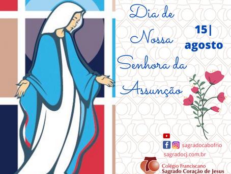 DIA DE NOSSA SENHORA D'ASSUNÇÃO