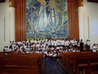 Santa Missa XVII JIEF Cabo Frio 2017