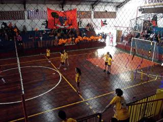 Jogos dos alunos e ex-alunos XXIII Olimpíadas Sagrado 2017