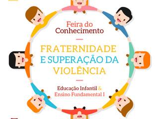 01 DE SETEMBRO - FEIRA DO CONHECIMENTO