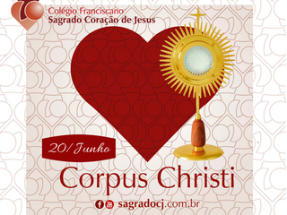 20/06 - CORPUS CHRISTI
