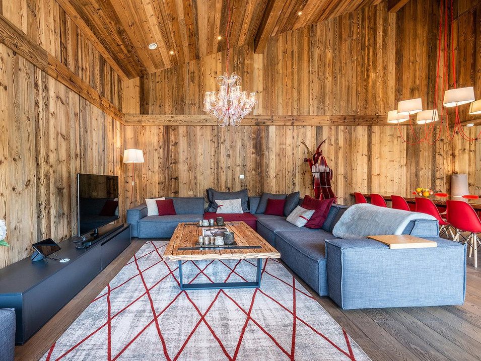 Chalet Rouge
