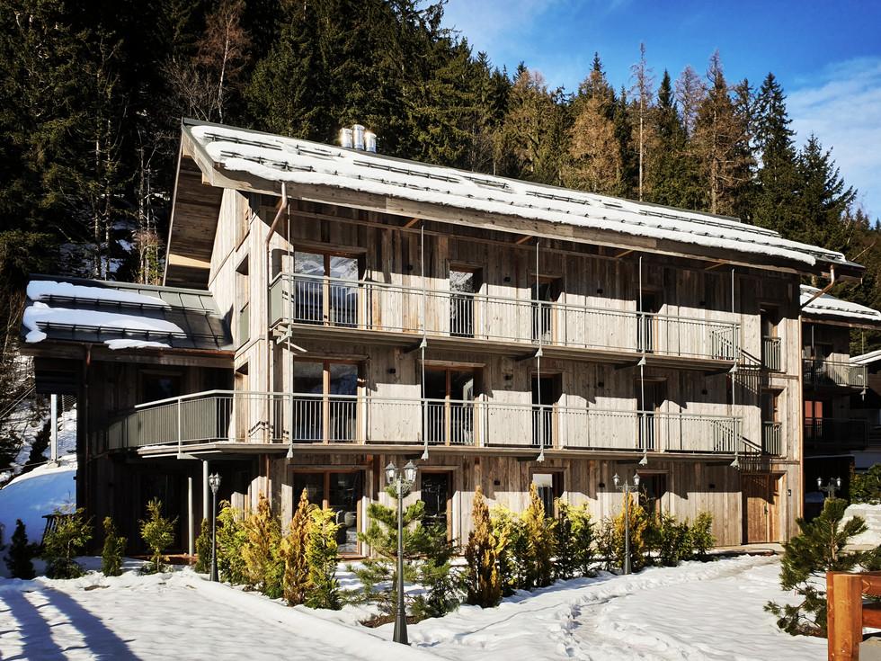 Appartements Globe Chamonix