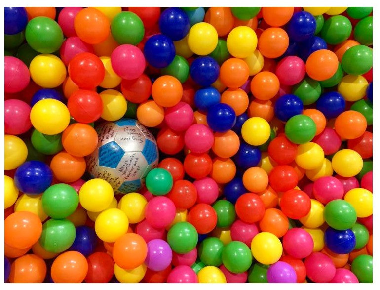 Views from a Ballpit