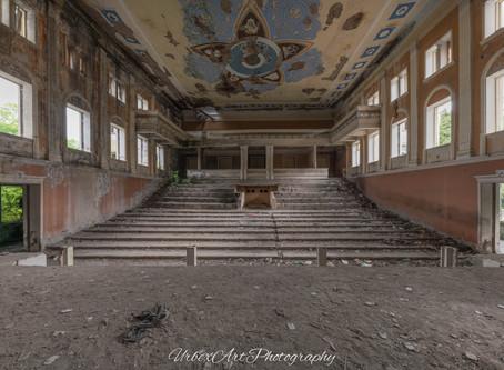 Das verlassene Kulturhaus