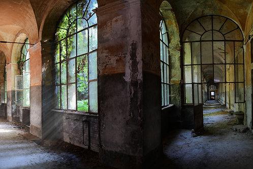 Manicomio Korridor