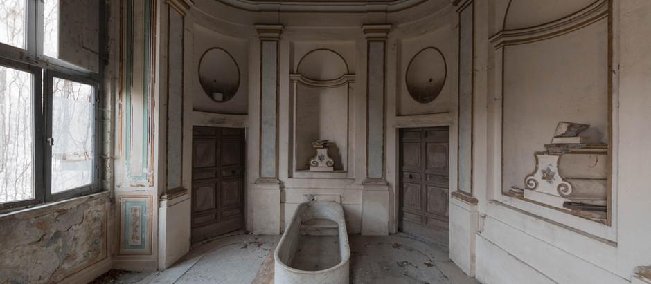 Die alte Spa Villa