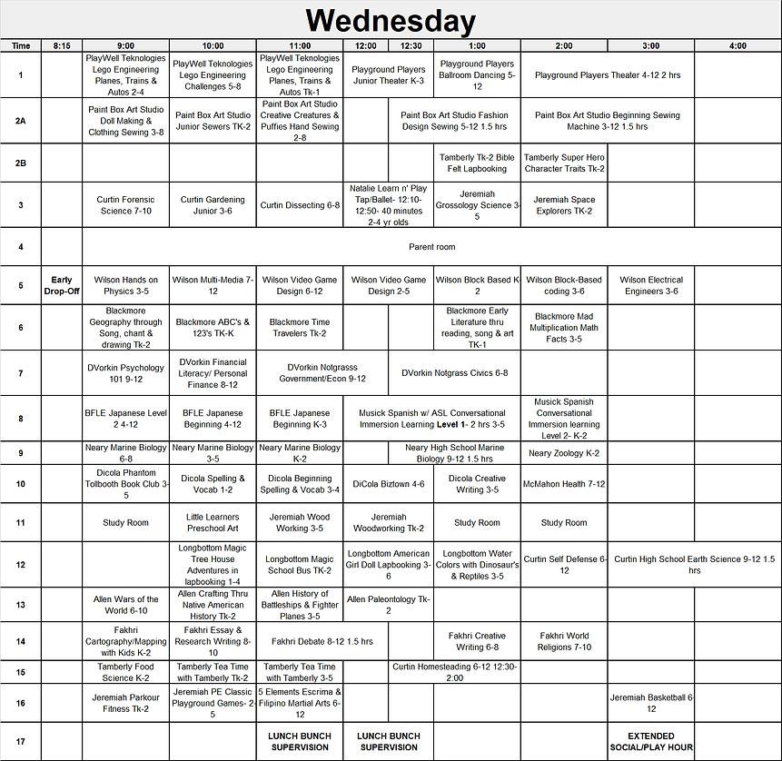 Wednesday Schedule.PNG
