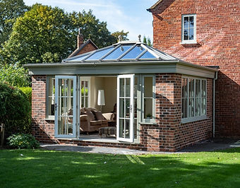 TRADITIONAL ORANGERY MAKEOVERS
