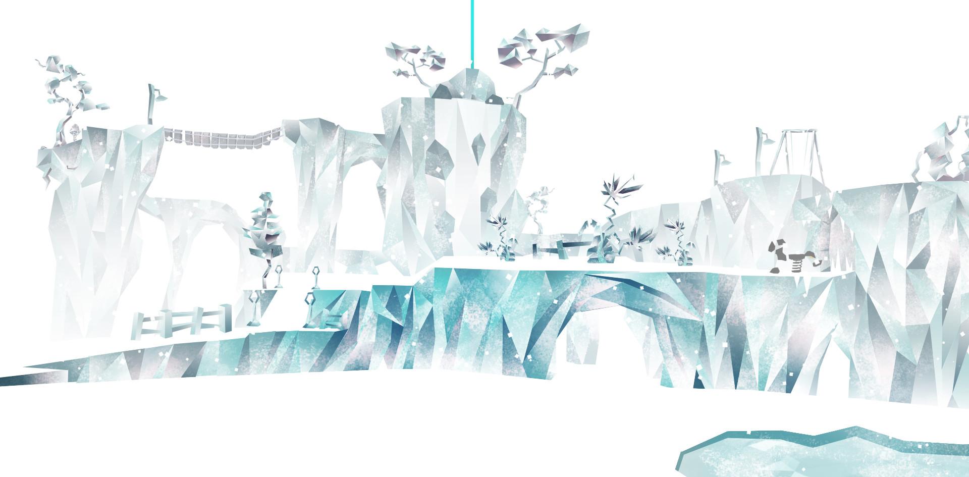 Concept Art - _Amnesys niveau 1 dans la