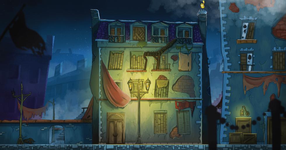 Concept Art - 2D game