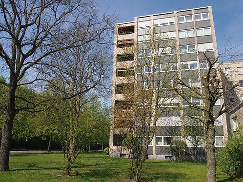 Großzügige und sonnenverwöhnte Etagenwohnung in Neukirchen-Vluyn