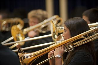 Join your local youth orchestra