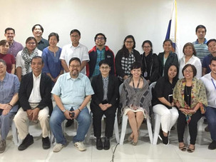 IHOPE Project Presented to Philippine Election Stakeholders