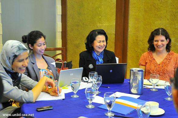 UNIID-SEA Partners Workshop