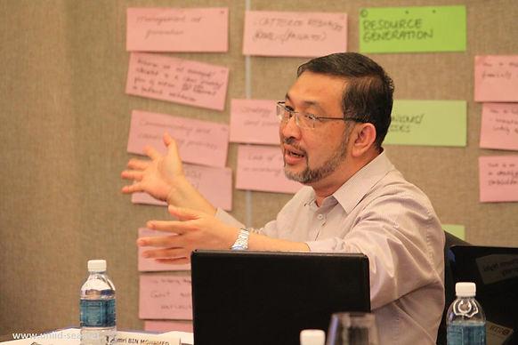 UNIID-SEA Curriculum Development Workshop