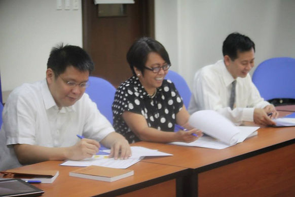 Inclusive Innovation Hub MOA Signing with ADMU