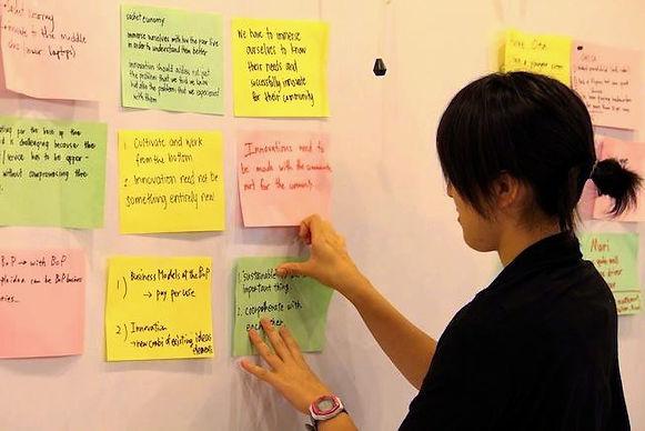 DS 135.21: Social Innovations Seminar 1