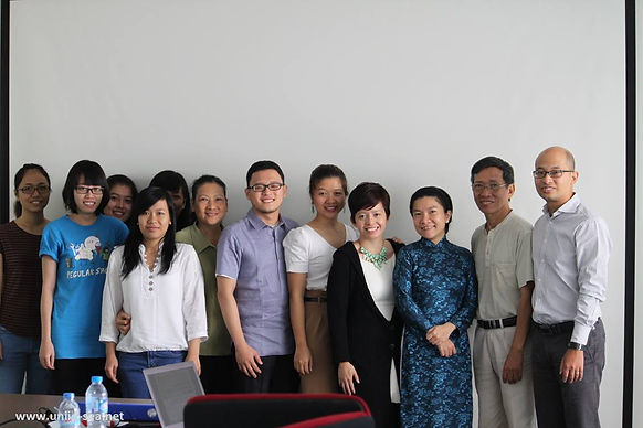 Hoa Sen University's Research Presentation