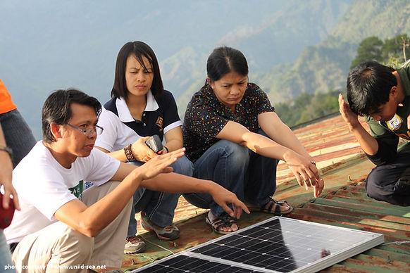 AIC Solar-Powered Clean Water System at Kibungan, Benguet