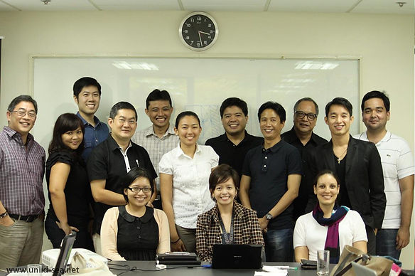 ADMU Social Innovation Program Development Workshop