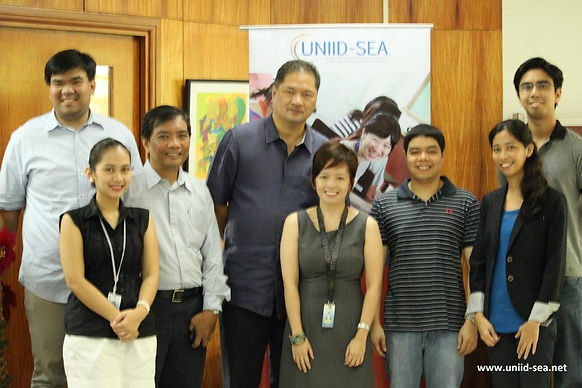 MoA Signing with DISCS Ateneo