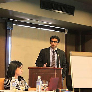 IDRC's IID Program Workshop in South Asia