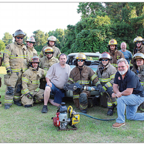 Rescue Systems Unlimited Donates Life Saving Equipment