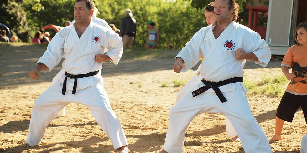 Adults All Belts 16+ July 21th