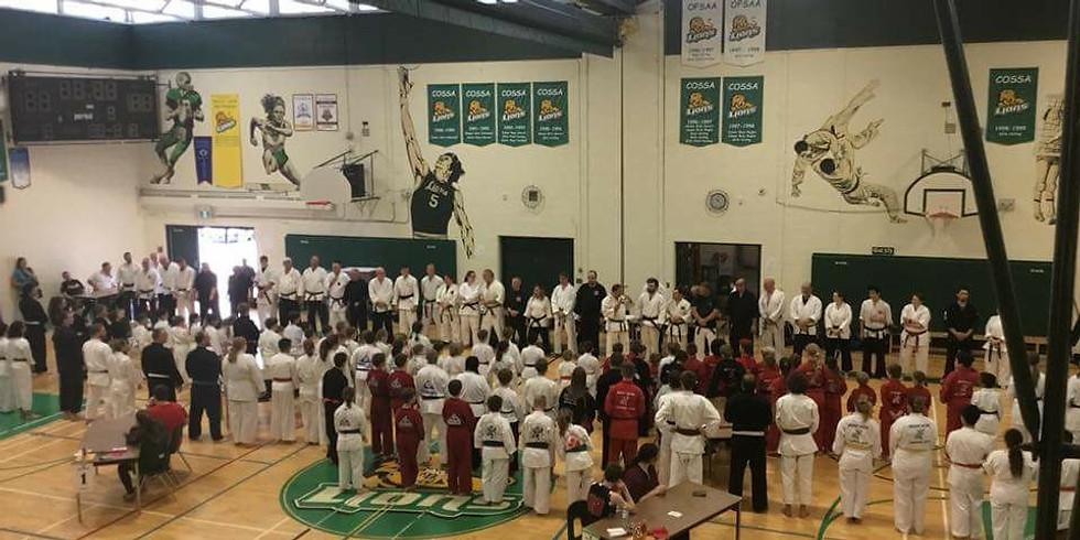 2020 Jiyu-Shin Karate Tournament