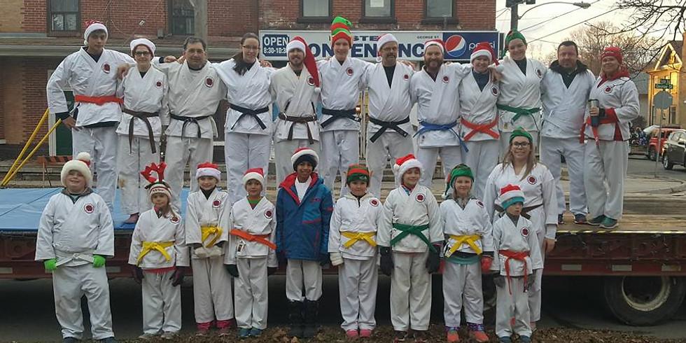 Kinsmen Santa Claus Parade