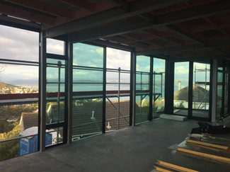 Kingspan, Concrete& SteelHouse Interior