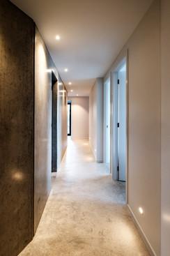 Satchell Way, Hallway - Photo by David Hensel