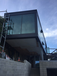 Kingspan, Concrete& SteelHouse Progress photo