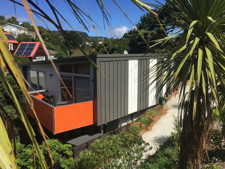 Ngaio Eco House