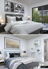 Birkenhead - Bedrooms
