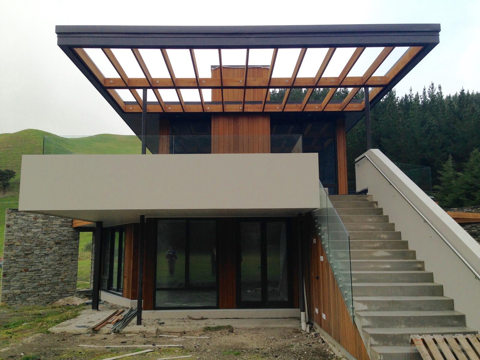 Frank Lloyd Wright Inspired Houses frank lloyd wright inspired mystree estate house