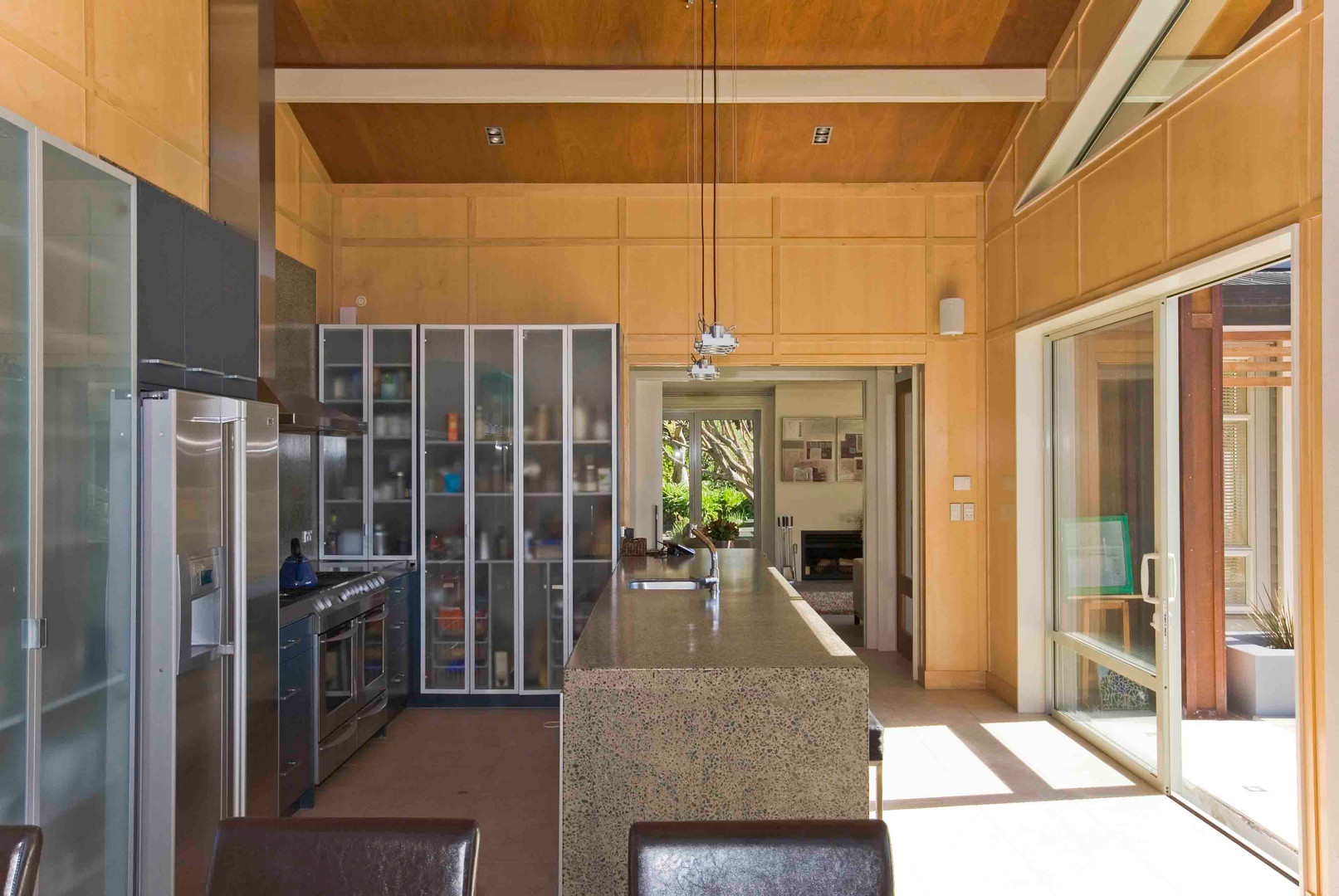 Vibert House Interior