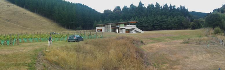Frank Lloyd Wright Inspired Mystree Estate House