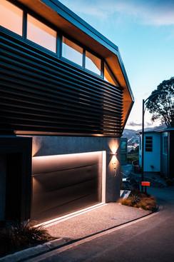 Satchell Way, Garage - Photo by David Hensel